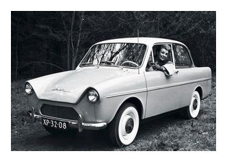 История автомобиля марки DAF