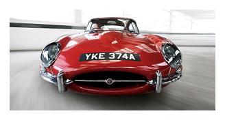 История автомобиля марки Jaguar