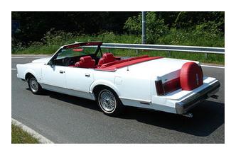 История автомобиля марки Lincoln