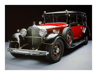История автомобиля марки Mercedes