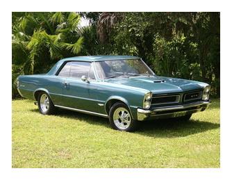 История автомобиля марки Pontiac