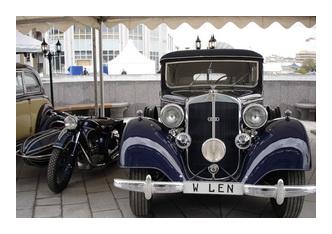 История автомобиля марки Rover
