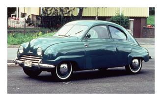 История автомобиля марки SAAB