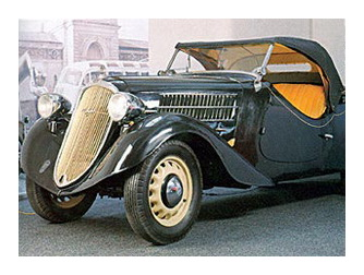 История автомобиля марки Skoda