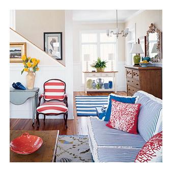 Оформление дизайна интерьера гостиной картинами